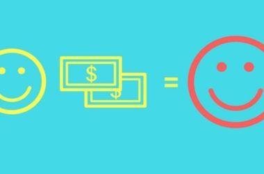 Dinheiro Compra a Felicidade