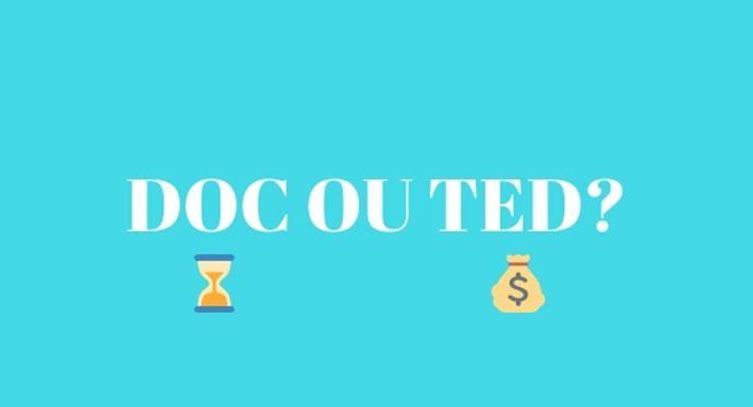Diferença Entre DOC e TED - Meu Money