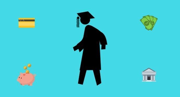 Vida financeira de universitário - meu money