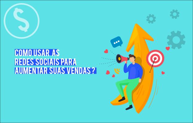 redes sociais para divulgação de empresas